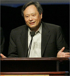 """I just wanted to make the movie I wanted to make,"" Ang Lee recalls of his racy, NC-17- rated 2007 film Lust, Caution. ""I didn't care what kind of rating it got."""