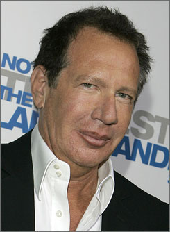 """This bothers me as much as the first time I saw this,"" Garry Shandling said. ""It's a creepy feeling."""