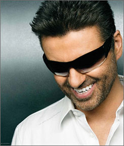 "New album: George Michael says he's ""rounding out"" a chapter of his career."