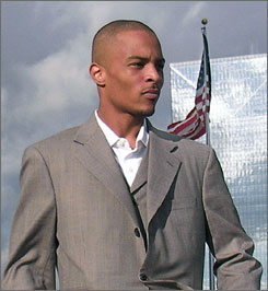 """""""I'd like to thank God for blessing me with a second chance in life and success,""""T.I. said"""