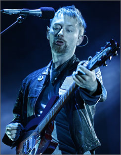 Thom Yorke and Radiohead are among the 90 bands and artists who will perform at this summer's Lollapalooza music festival.
