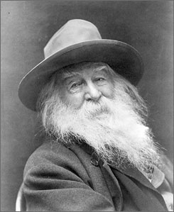New Experience: Walt Whitman gave Chris Cooper a challenge:  &quot;Poetry is not something I've done before,&quot; he says.