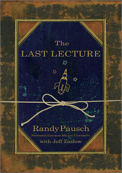 No. 2 debut: Randy Pausch's The Last Lecture  shoots to the top.