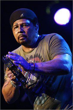 """Aaron Neville: """"A lot to be done."""""""