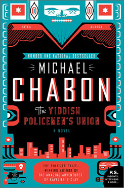 Michael Chabon tackles Jewish history in The Yiddish Policemen's Union.