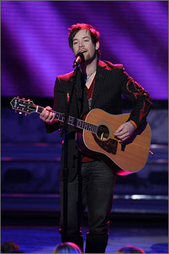 Music insiders say David Cook has what it takes to succeed after Idol ends.