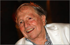 Artist Robert Rauschenberg, who was known for piecing together everyday articles into works of art, died Monday in Florida. He was 82.