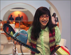 Sitting pretty: Ugly Betty and most other ABC favorites will return in the fall on the network's relatively unchanged schedule.