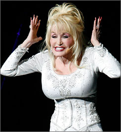 """I have never been so shocked, hurt and humiliated in all my life,"" Parton said in a statement. ""In a blue million years, I would never have such vulgar things come out of my mouth."""