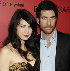 Former Practice star Dylan McDermott and wife Shiva Rose have called it quits after 12 years of marriage.