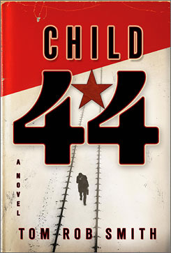 There's a serial killer on the loose in Child 44.