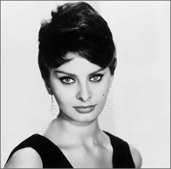 TCM celebrates Sophia Loren's legendary career with a number of films, including 1960's Two Women, which scored her an Oscar.