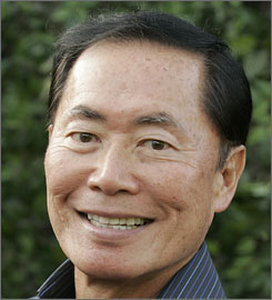 George Takei plans to wed long-time partner Brad Altman in California.