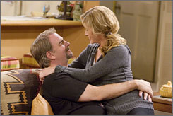 The Bill Engvall Show: The TBS sitcom, starring Engvall and Nancy Travis, takes a one-time journey to CBS to help kick off its second season on the cable network.