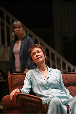 Familyhistrionics:Star DeannaDunagan in Tracy Letts' August: Osage County.