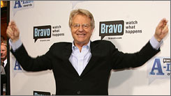 Jerry Springer will co-host the Miss Universe pageant with Melanie Brown on July 13.