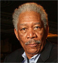 Morgan Freeman is bringing more blues to the Mississippi.
