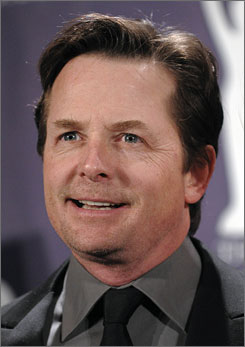 Michael J. Fox will join the cast of Rescue Me for four episodes.