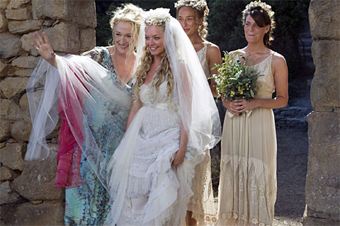 Image from 'Mamma Mia!'