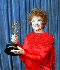 Estelle Getty, 84, died Tuesday in Los Angeles. The actress suffered from advanced dementia.