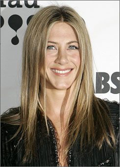 Jennifer Aniston joins Forest Whitaker and David Cook for the Stand Up to Cancer TV special.