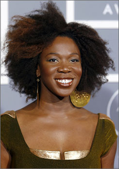 India.Arie  will star in For Colored Girls Who Have Considered Suicide When the Rainbow Is Enuf.