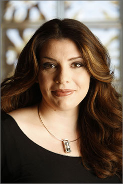 """Just happy being Stephenie Meyer"": The author is often compared to Potter writer J.K. Rowling."