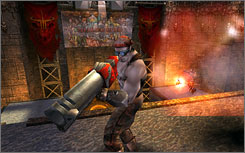 Quake Live: Free for play on the Web, the id Software game features more than 25 arenas.