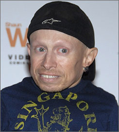 Verne Troyer has sued his ex-girlfriend for $20 million over her role in ...