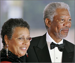 Morgan Freeman is out of the hospital after a tumultuous week that included a serious car accident and the demise of his 24-year marriage to Myrna Colley-Lee.
