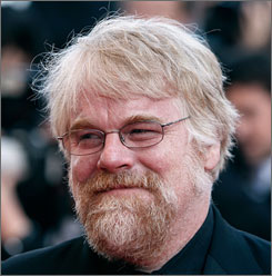 Philip Seymour Hoffman will direct a play in London's West End this year.
