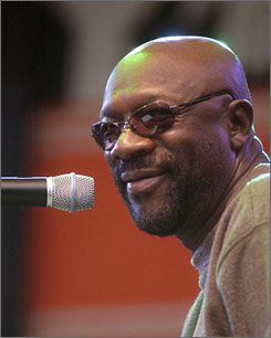Isaac Hayes died Sunday at the age of 65.