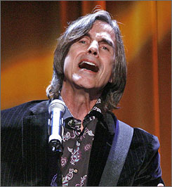 Jackson Browne has sued John McCain, accusing him of using his song, Running on Empty,  without permission.