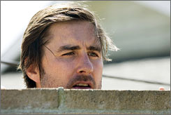 Luke Wilson stars as the title character in Henry Poole Is Here.