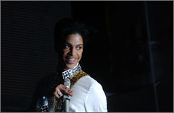 Prince: Born June 7, 1958, in Minneapolis