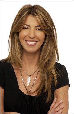 Beyond the Runway: Nina Garcia left Elle for Marie Claire.
