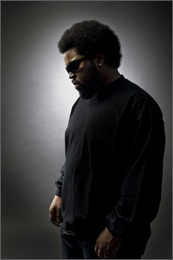"""Ice Cube: Solo album No. 8 is rap """"for the brain, not the booty."""""""