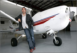 The Barenaked Ladies' streak of bad luck continued Sunday when guitarist/singer Ed Robertson's private float-plane crashed-landed in Ontario, Canada. Singer Stephen Page was arrested on drug charges in July.