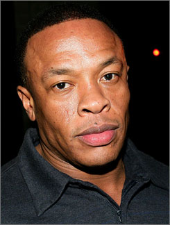 Rapper/producer Dr. Dre's son was found dead in the family's home in Woodland Hills, Calif., Saturday. An autopsy was performed Monday; toxicology results may not be known for two months.