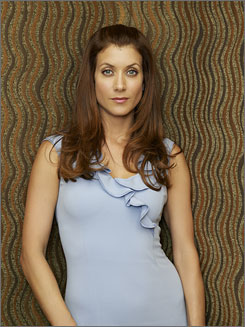 Neonatal show: Kate Walsh plays Dr. Addison Forbes Montgomery on ABC's Private Practice, a spinoff from the hit series Grey's Anatomy.