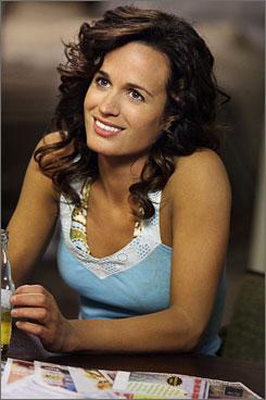 Rechecking her Ex List: A psychic tells Bella (ElizabethReaser) she?s already met her soul mate.