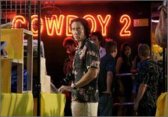 In Bangkok Dangerous, Nicolas Cage stars as Joe, a hitman sent to Bangkok to pull off a series of jobs.