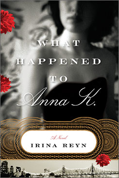 Brave writer: Irina Ryen tackles the classic Anna Karenina.