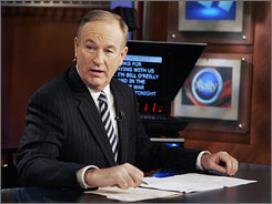 Starting early: Fox News' Bill O'Reilly writes  that he was brash even in third grade.
