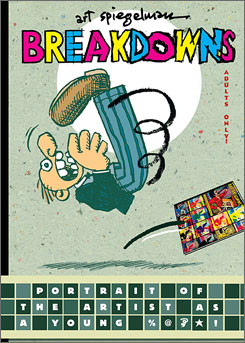 Art Spiegelman's 1978 collection of comics will be reissued Tuesday.