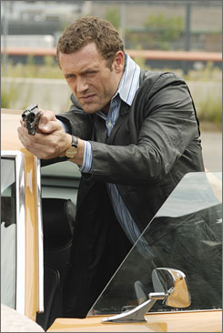 Air of mystery: Jason O'Mara is the only actor from the original pilot.