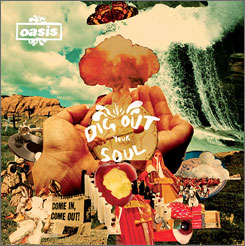 Lucky number?: Dig Out Your Soul is the British band's seventh album.
