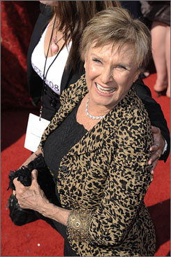 Cloris Leachman, 82, is currently competing on Dancing With the Stars.