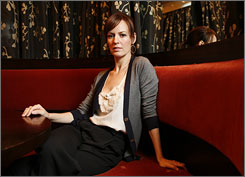 New Yorker goes west: Rosemarie DeWitt moved to L.A., where she's filming Showtime's United States of Tara.