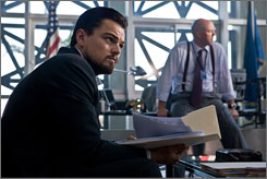 Serious flop: Body of Lies, with Leonardo DiCaprio, made only $13.1 million.